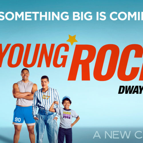 اولین تیزر Young Rock