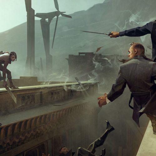 سازندگان بازی Dishonored