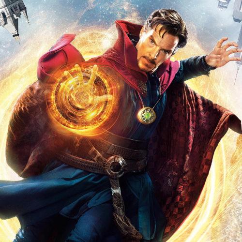 روند ساخت Doctor Strange 2