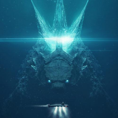 بنر تازهی Godzilla vs. Kong