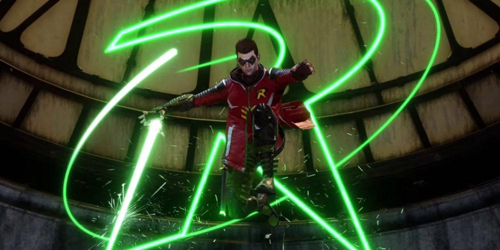 سیستم مبارزهی Gotham Knights