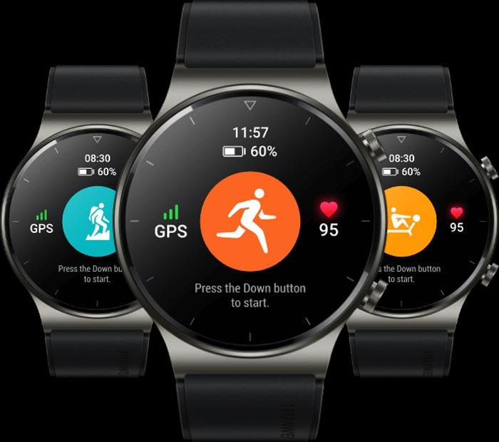 ساعت های هوشمند هواوی