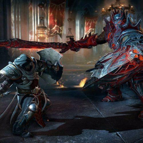 رونمایی از لوگوی Lords Of The Fallen