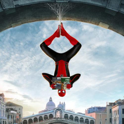 تصاویر پشت صحنهی Spider-Man 3