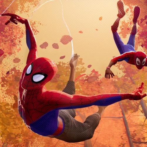 تصاویر Spider-Verse