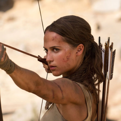 کارگردان Tomb Raider 2