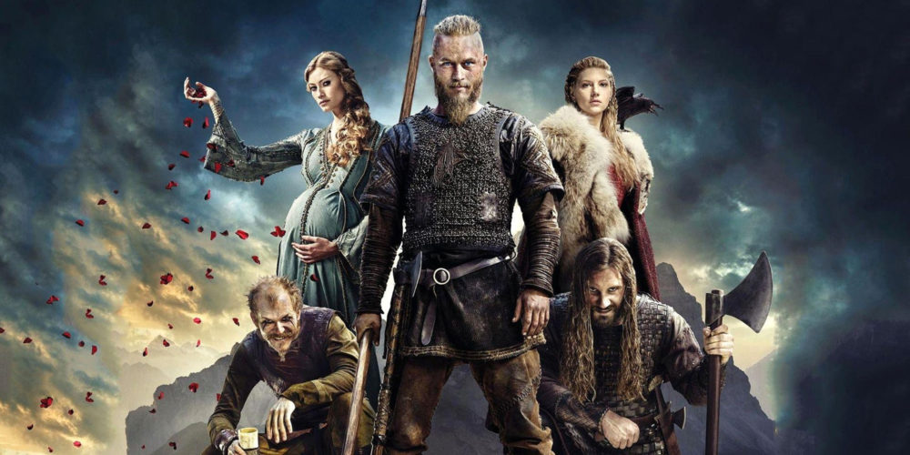 سریال تاریخی Vikings