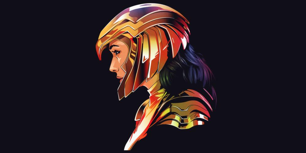 میزان فروش Wonder Woman 1984