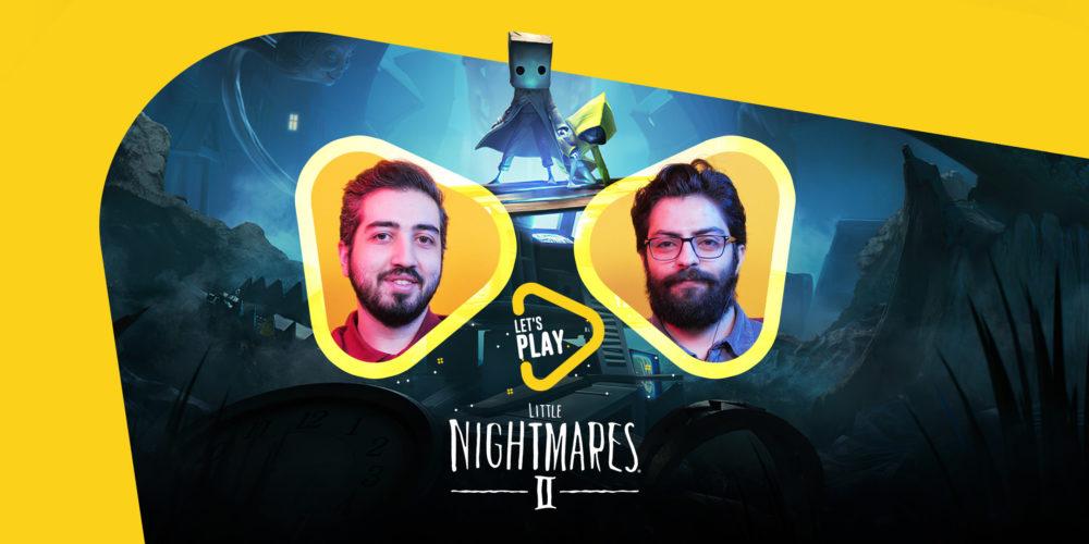 لتس پلی Little Nightmares 2
