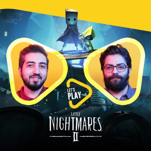لتس پلی Little Nightmares 2
