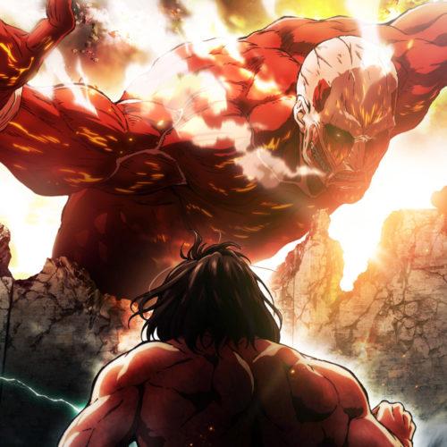 فصل چهارم Attack on Titan