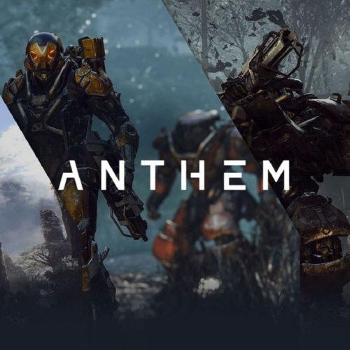 پشتیبانی Anthem