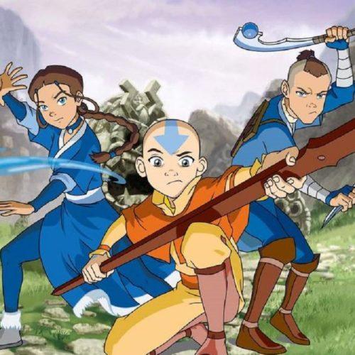 انیمیشن جدید Avatar: The Last Airbender