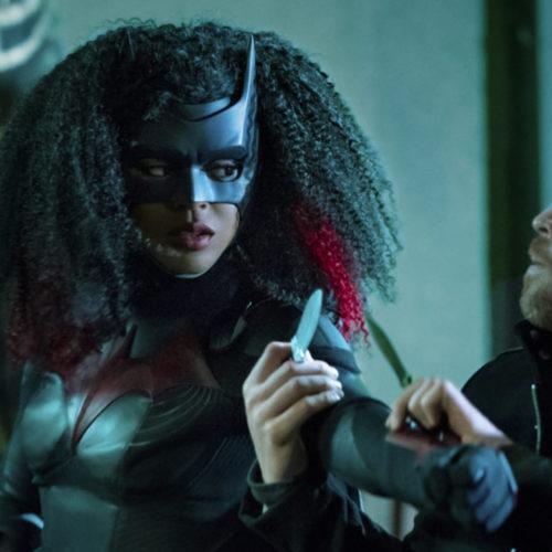 پوسترهای فصل دوم Batwoman
