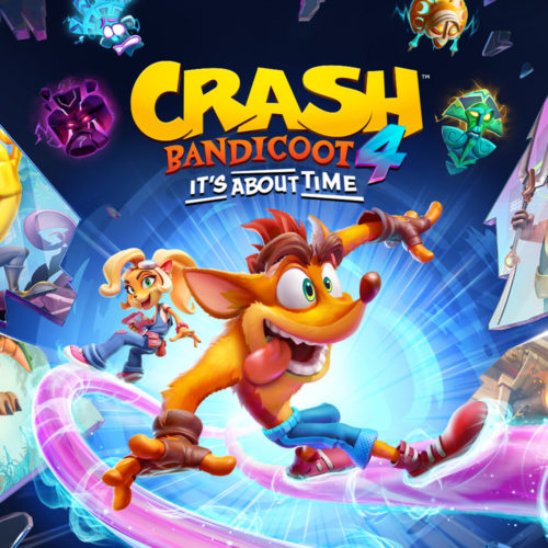 نسخه‌های نسل نهمی Crash Bandicoot 4: It's About Time