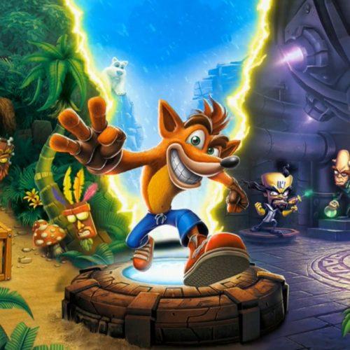 بازی Crash Bandicoot: N. Sane Trilogy
