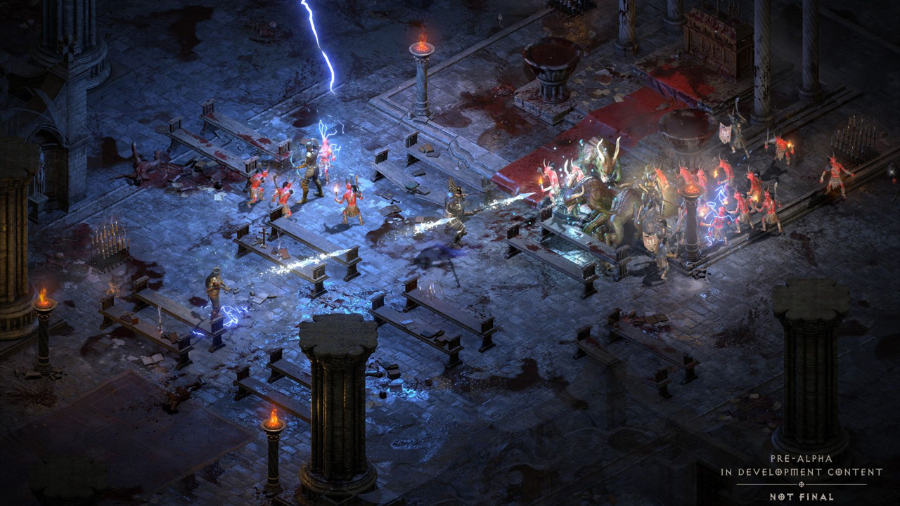 نسخهی ریمستر Diablo 2
