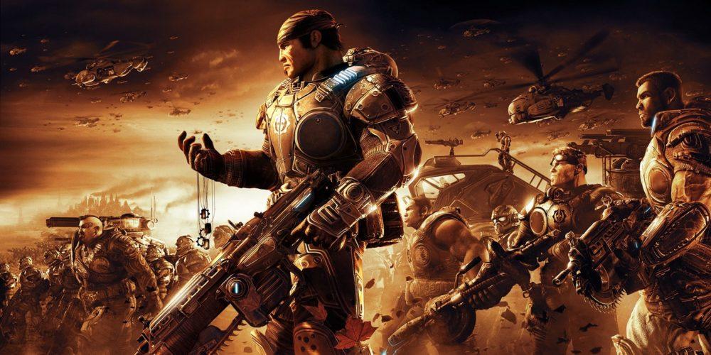 ریمستر بازی Gears of War 2
