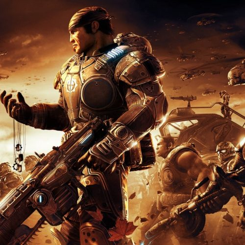 ریمستر بازی Gears of War 2