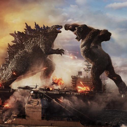 تبلیغ تلویزیونی Godzilla vs. Kong