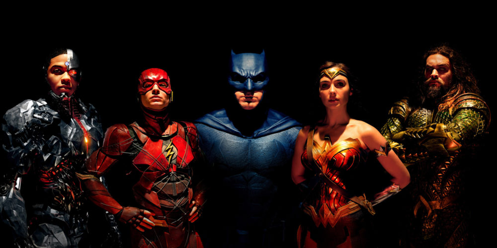 منهانتر در اسنایدر کات Justice League
