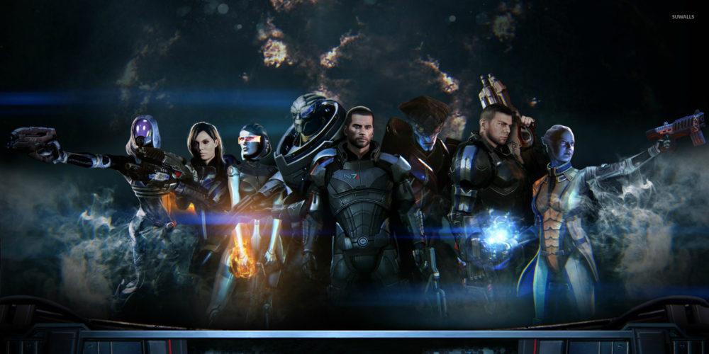 اقتباس Mass Effect
