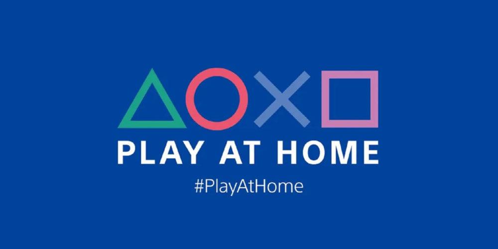 کمپین Play at Home