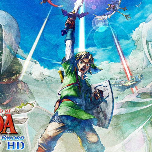 بازی The Legend of Zelda: Skyward Sword HD