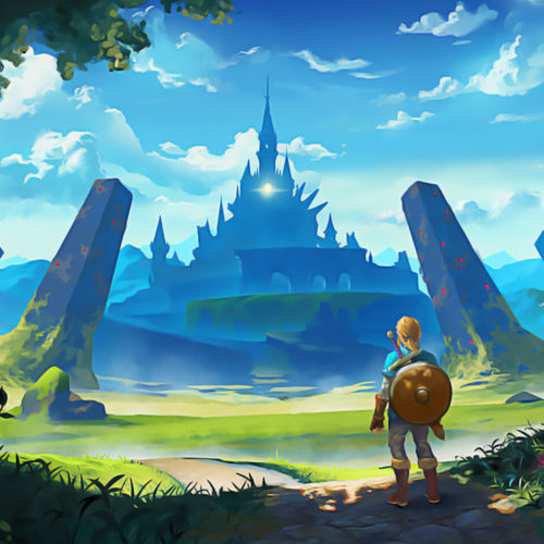 ساخت سریال تلویزیونی The Legend of Zelda
