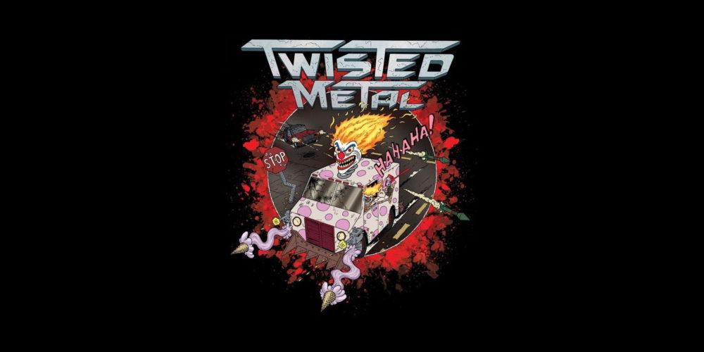 فیلمنامهی Twisted Metal
