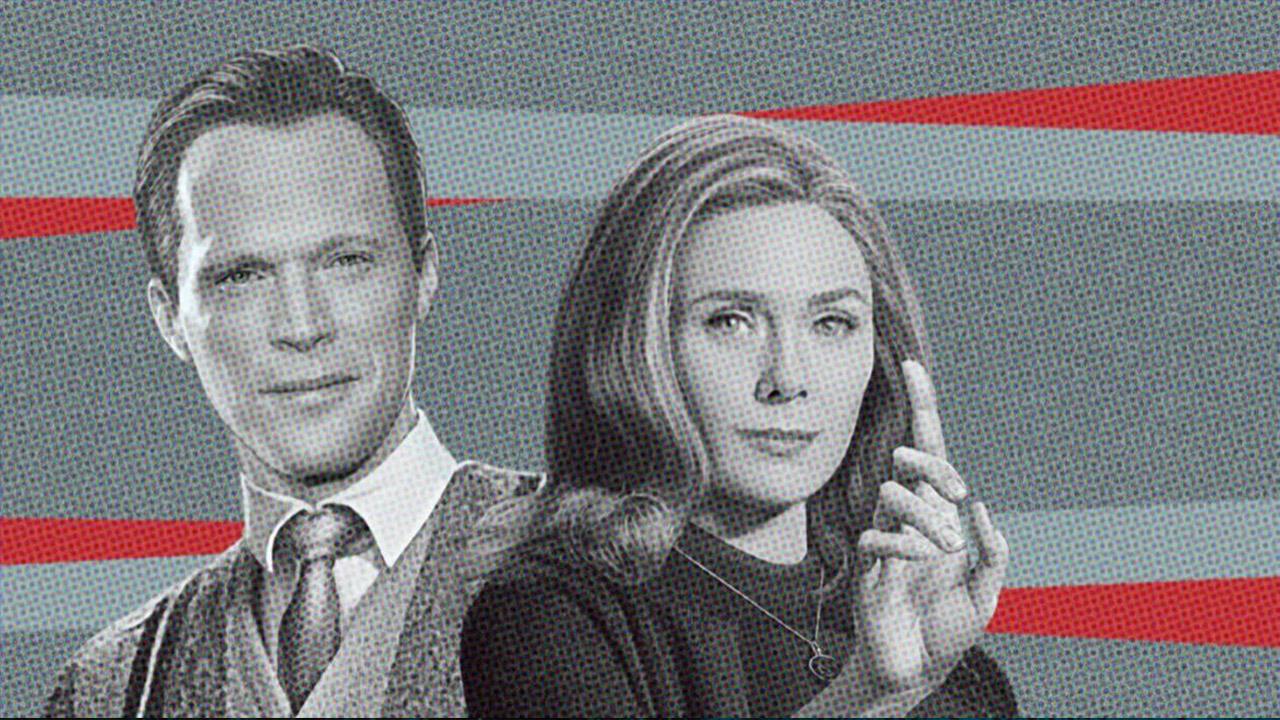 سریال Wanda Vision | سریال وانداویژن