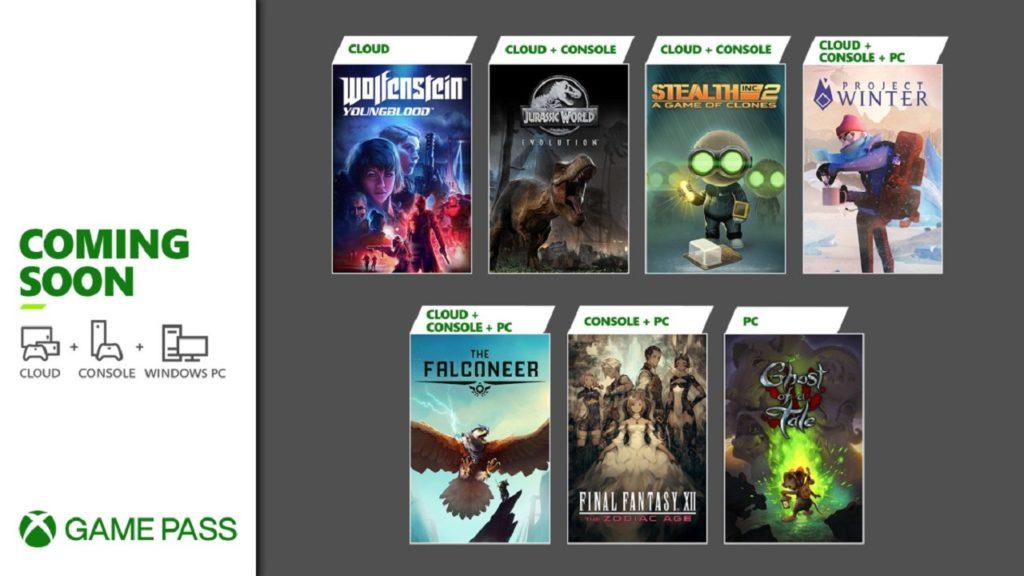بازیهای Xbox Game Pass فوریه 2021