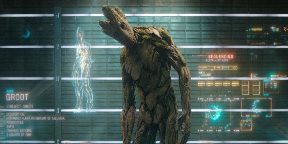 گروت بزرگسال در Guardians of the Galaxy Vol. 3
