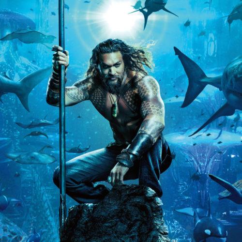 فیلمبرداری Aquaman 2