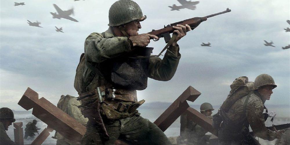 Call of Duty 2021 در جنگ جهانی دوم