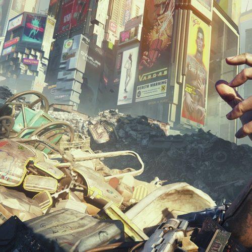 آپدیت جدید بازی Cyberpunk 2077