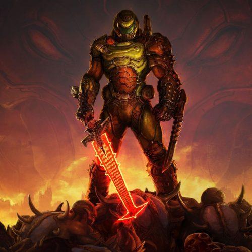 پروتاگونیست مونث بازی Doom