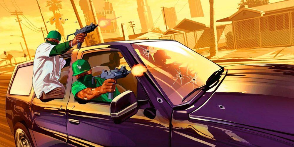 ریمستر مجموعه GTA