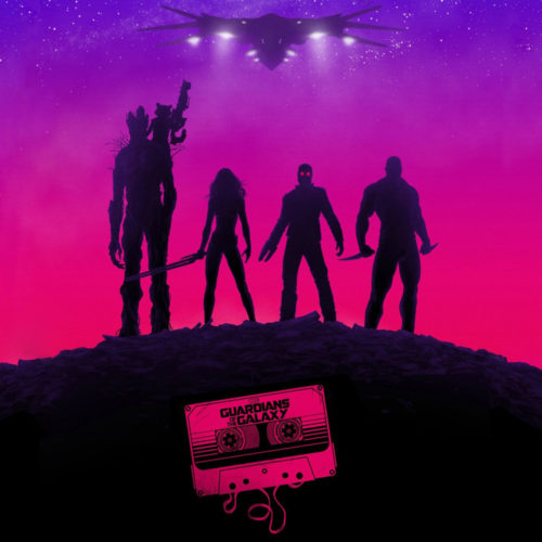 فیلمبرداری Guardians of the Galaxy 3