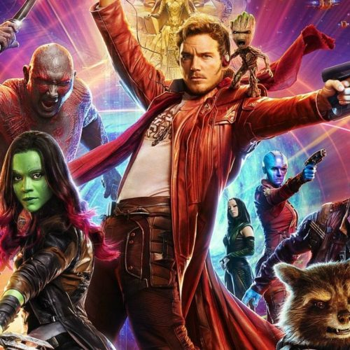 فیلمبرداری Guardians of the Galaxy Vol. 3