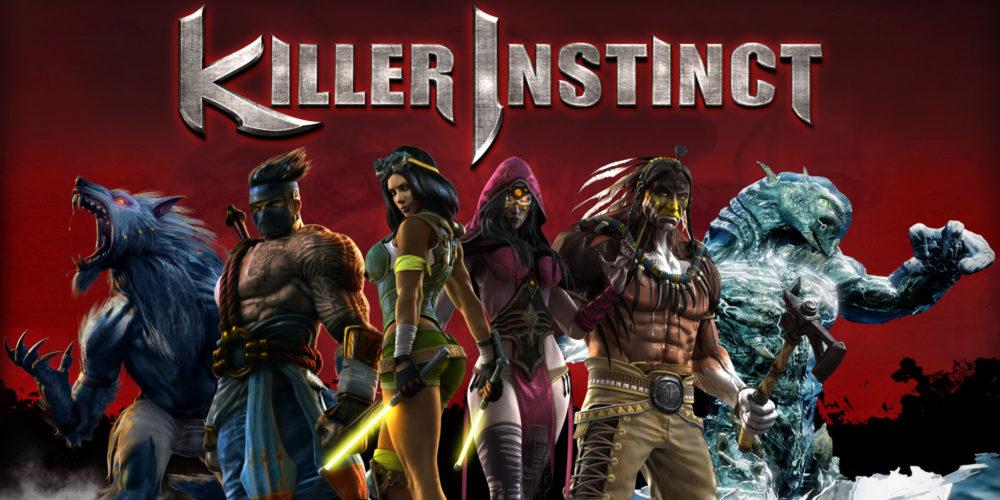 نسخهی جدید Killer Instinct