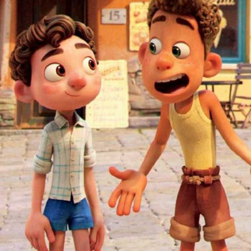 اولین تریلر از انیمیشن Luca