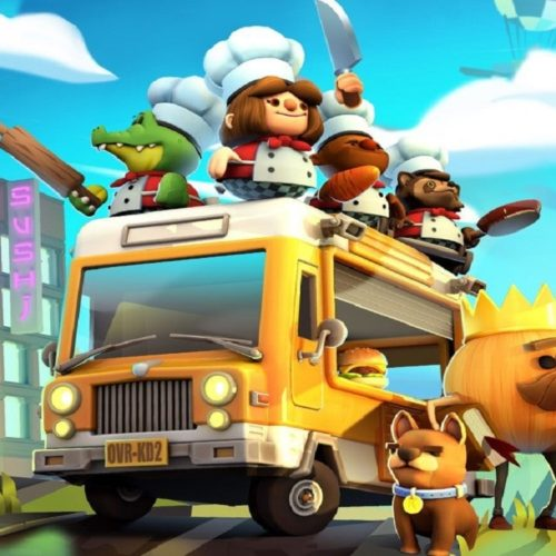 Overcooked! All You Can Eat برای کنسولهای نسل هشتم