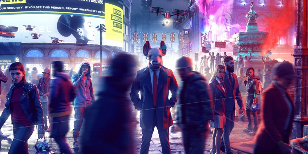 بخش چندنفره‌ی Watch Dogs: Legion