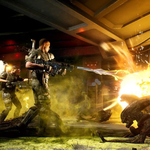 بازی Aliens: Fireteam
