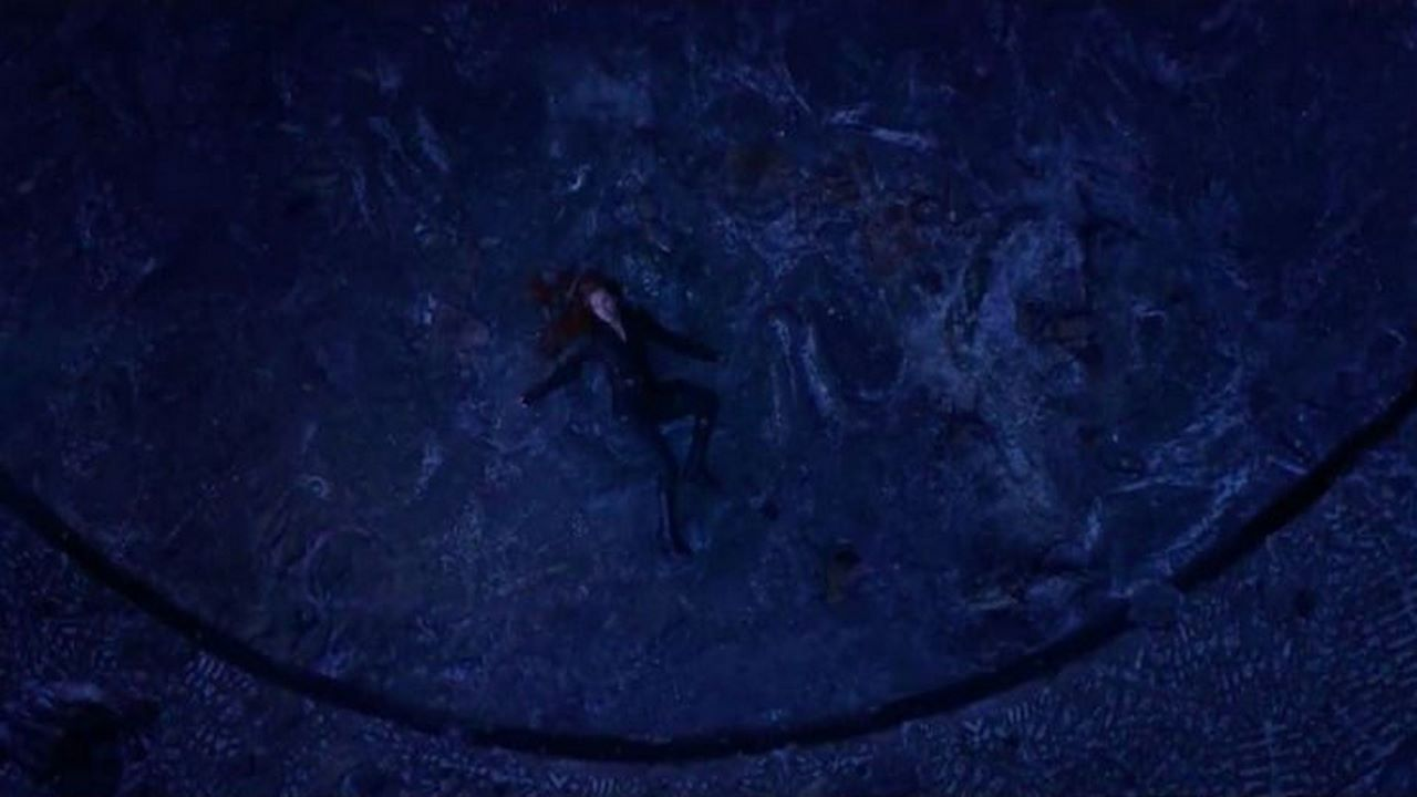 ناتاشا رومانوف - Black Widow