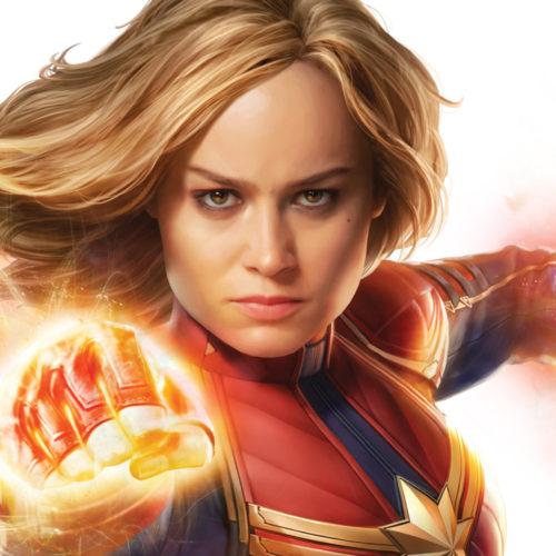 هویت آنتاگونیست Captain Marvel 2