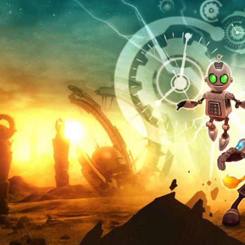 آپدیت جدید بازی Ratchet & Clank