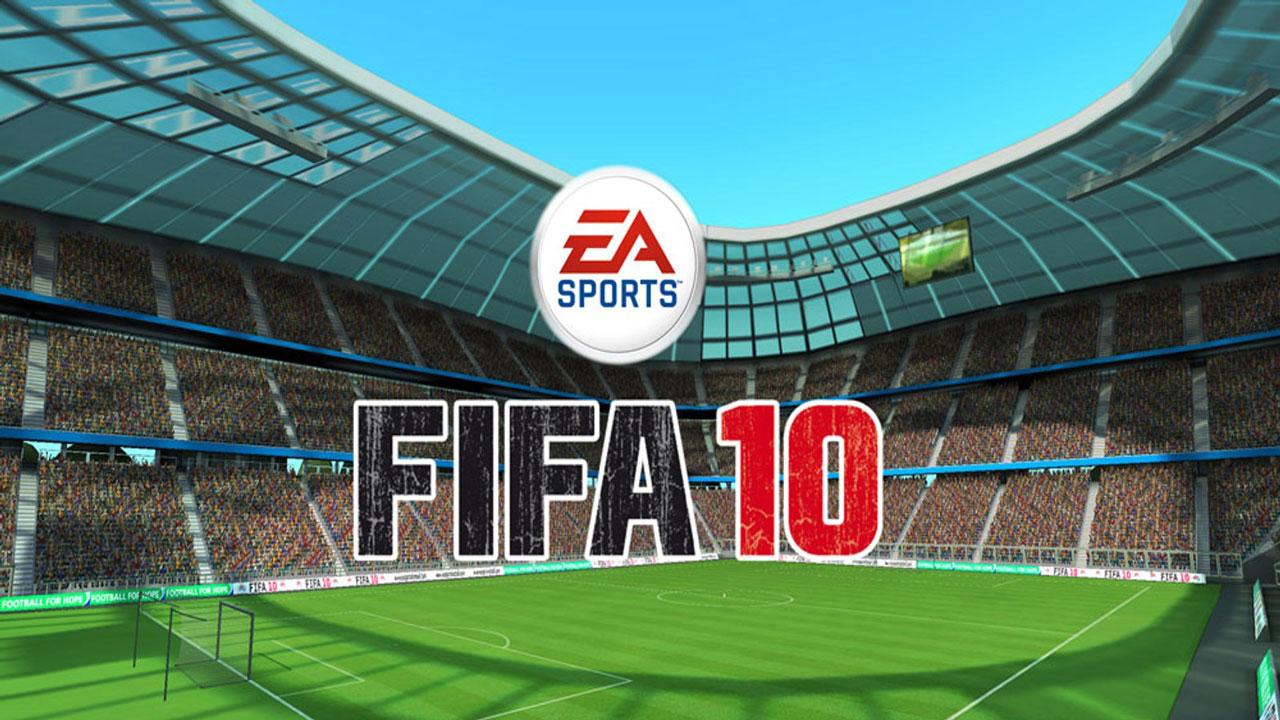 تروفی بازی FIFA 10