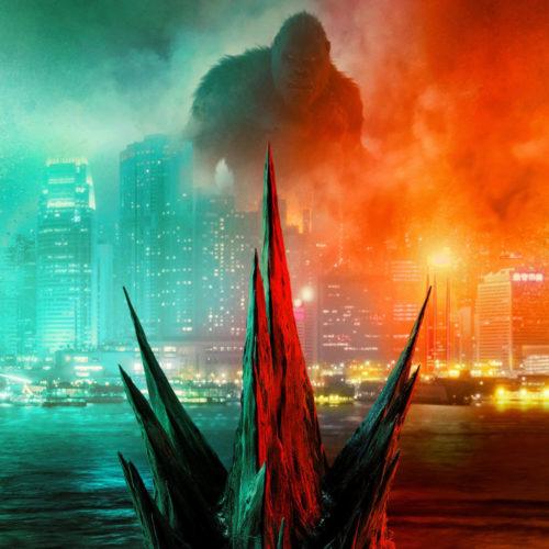 پوسترهای چینی Godzilla vs. Kong